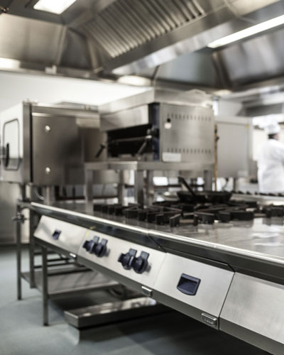 Restaurants and Commercial Kitchens