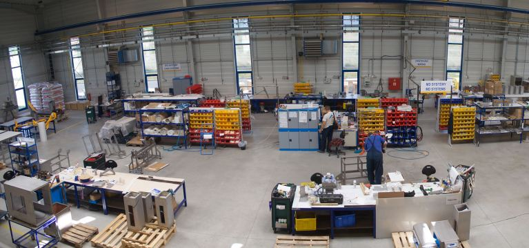 Ecozone Technologies factory