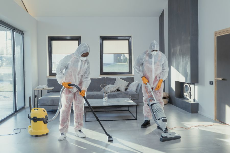 Odor removal and sanitation - effective solutions