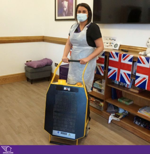 MagOzone, the exclusive UK distributor of Ecozone Technologies, provides powerful Ozone generators for Odour removal and Sanitation to the Retirement home sector.