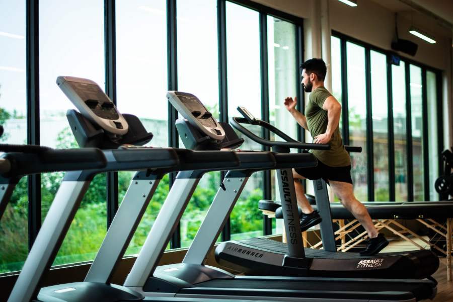 Sports centers and gyms need to receive special treatment to prevent the spread of bacteria and viruses, and to create odor free environments.