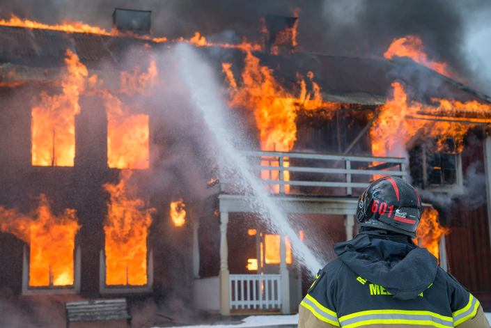 Restoration services after fire disasters and the impact on the quality of life